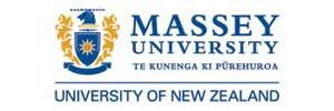 Customer logo - Massey University.