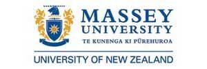 Customer logo - Massey University.