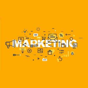 Online and social media marketing.